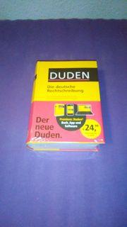 Originalverpackter Deutscher Duden