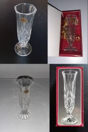 Bleikristall Vase ROYAL CRISTAL ROCK -