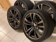Kompletträder BMW Ferricgrey 20Zoll Michelin