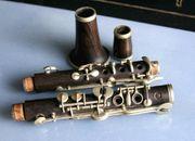 Verkaufe verschiedenne Vintage Klarinette
