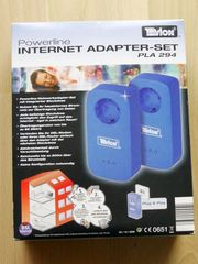 Powerline Adapter Tevion PLA 294 -