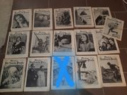 15x Münchner Illustrierte Presse 1939 -