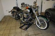 26 000 Km Harley Davidson