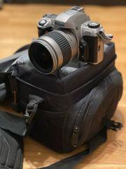 Nikon F65 Spiegelreflexkamera Kameratasche