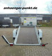 PKW Anhänger 2 95m Kipper