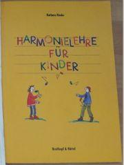 Klavierschule Harmonielehre für Kinder