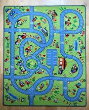 Spielteppich Straßenspielteppich
