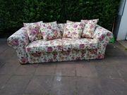 Sofa Sessel Couch Landhausstil