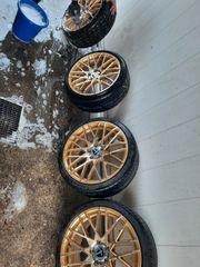 Tomason Felgen TN19 mit Reifen