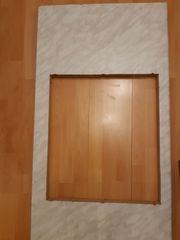 Küchenplatte aus Holz