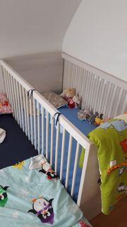 Kinderbett von Paidi Mirko weiss
