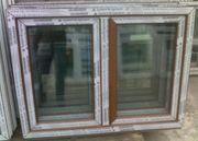 Kunststofffenster Fenster 120x90cm bxh 2-fl