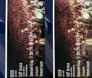2 Seeed Tickets für Mannheim
