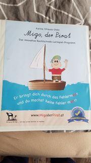 Lernmappe Migo der Pirat
