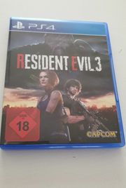 Resident Evil 3 für PS4
