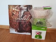 Rezeptbuch Schokolade Fondue