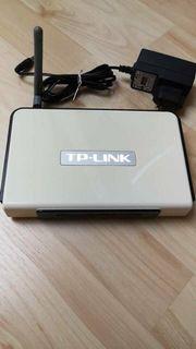 TP-Link TL-WR543G 54Mbps Wireless AP