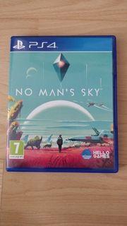 PS4 Spiel No Man s