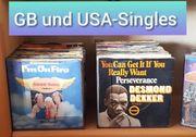 Single-Schallplatten GB USA 60 70
