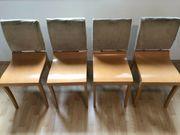 Lignet Roset FINN 4 Stühle