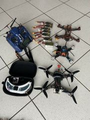 FPV Freestyle Dronen Ersatzteile und
