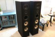Von Schweikert DB-100 Lautsprecher Effizient