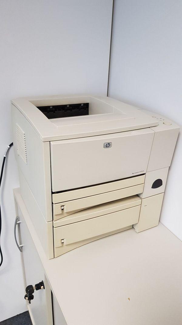 HP Laserjet 2200dn Laserdrucker
