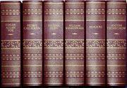 Büchersammlung Klassiker Poe Calderon Ibsen