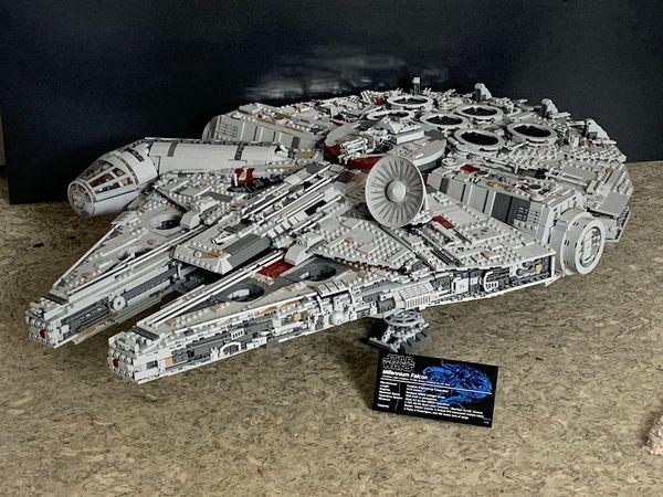 LEGO Star Wars 75192 Millenium