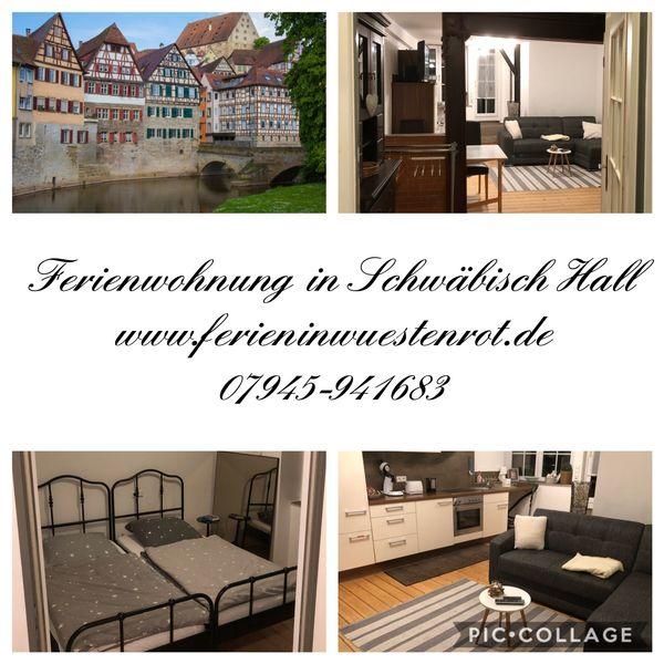 Ferienwohnung in Schwäbisch Hall Altstadt