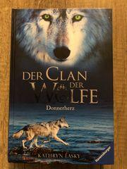 Buch Der Clan Der Wölfe