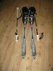 Abfahrt-Ski
