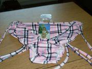 NEUER Damen Bikini in rosa-