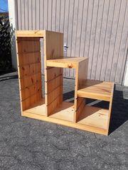 Stufenregal von IKEA für s
