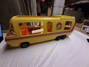 Barbie Campingbus Spielbus
