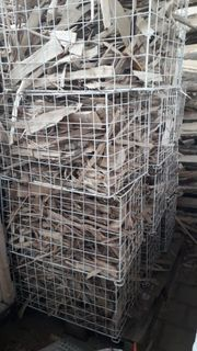 Splitterholz Anzündholz