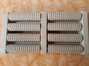 Fußmassageroller aus Holz 2 x