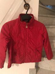 Mädchenjacke rot Gr 122 L