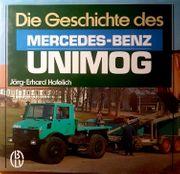 Die Geschichte des Mercedes-Benz Unimog