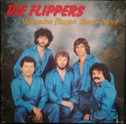 LP- Die Flippers - Wünsche fliegen