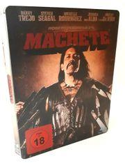 Machete - Bluray Steelbook