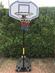 Dema Basketballkorb mit Standfuß