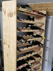 Wein Regal 77 Flaschen