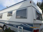 Wohnwagen Fendt Platin 540 Einzelbetten