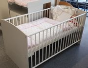 Baby Bett neu noch eingepackt