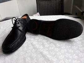Schuhe, Stiefel - Wunderschöne schwarze Schnürschuhe Firma Sioux