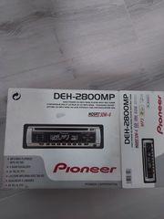 Autoradio Pioneer schwarzsilber