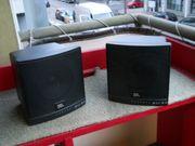 1 Paar hochwertige JBL-Lautsprecher