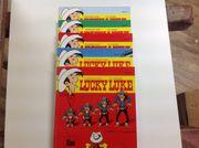 Lucky Luke Hefte 5 Stück