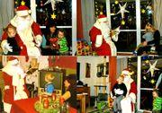 Der Nikolaus kommt zu Ihnen